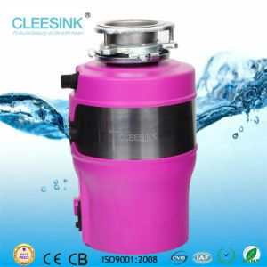 Auto Reverse Motor Kitchen Garbage Disposer with Excellent Grind Effect pictures & photos