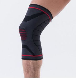 Silicone Antiskid Sports Knee pictures & photos