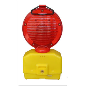 LEDs Flashing Traffic Light Blinker Road Safety Barricade Light pictures & photos