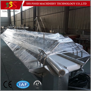 Customized SUS304 Manual Fish Cutting Table pictures & photos