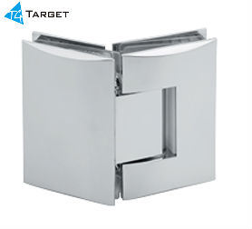Glass to Glass 135 Degree Brass Shower Hinge (SH135-D) pictures & photos