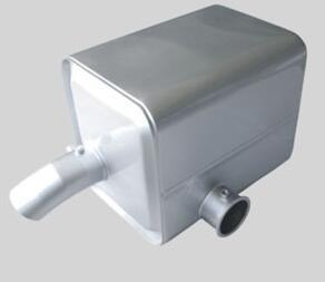 Catalytic Converter for Heavy Truck pictures & photos