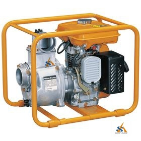 Gasoline Water Pump with Robin Engine pictures & photos