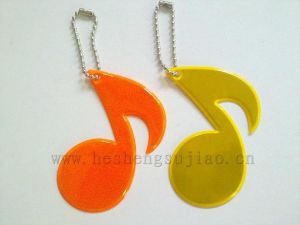 Hot Sealed Decorated PVC Hang Tag Fot Comlimentary Gift pictures & photos