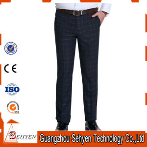 New Brand Man Trousers Business Suit Pants Men Formal Pant pictures & photos