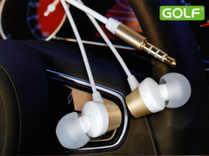 GM2 Metal in-Ear Headphone Earphone for iPhone Samsung with Mic pictures & photos