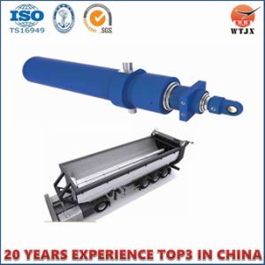 Horizontal Direction Hydraulic Cylinder for Dump Truck pictures & photos
