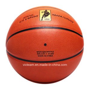 Match Grade Durable Regular Size Weight Basketball pictures & photos