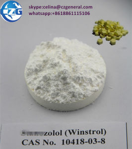 Oral Steroid Pills Stan-Ozol Winstrol for Strength Endurance pictures & photos