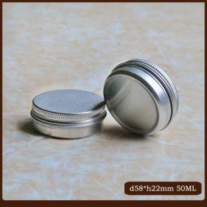 50g Aluminum Cans Cosmetic Tins Cream Jars pictures & photos