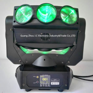 2016newest 9PCS 10W RGBW 4in1 Phantom Roller Beam Moving Head Light pictures & photos