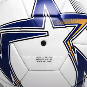 Optimal Durable TPE Thermally-Bonded Soccer Ball pictures & photos