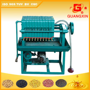 Plate Frame Oil Filter/Oil Filter for Cooking Oil pictures & photos