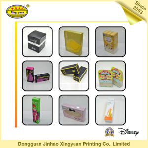 Paper Printing Folding Cosmetic Box pictures & photos