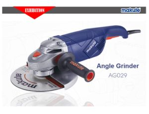 180mm 230mm Electric Angle Grinder with Powerful Motor pictures & photos