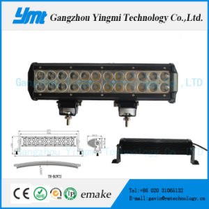 IP68 13.5inch Spotlight Driving Lamp LED White Work Light Bar pictures & photos