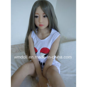 128cm Top Quality Life Size Silicone Sex Doll Japanese Love Doll pictures & photos