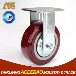 Heavy Duty Fix PVC Caster Wheels pictures & photos