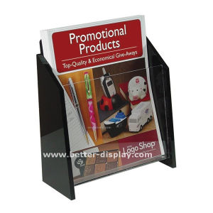 Custom Acrylic 1/3 A4 Brochure Holder with 5 Pockets (BTR-H6037) pictures & photos