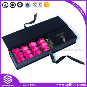 Chinese Custom Print Paper Noodle Flower Box pictures & photos