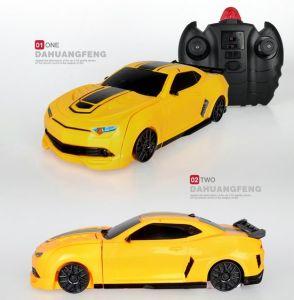 R/C Deformation Bumblebee (License) Car Toy pictures & photos