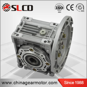 Wj (NMRV) Series Hollow Shaft Worm Gear Redction Gearboxes for Machine pictures & photos