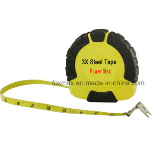 Hand Tool/World-Class 3X Winder Steel Tape/ Tape Measure pictures & photos