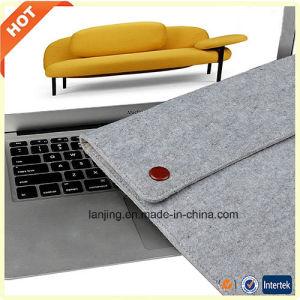 Wholesale Free Sample Wool Felt HP 13/ 15/ 17 Laptop Bag in UK Singapore pictures & photos