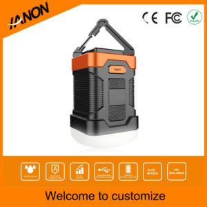 Waterproof 16LED Emergency Lamp Rechargeable 18650 Battery Portable Camping Lantern pictures & photos