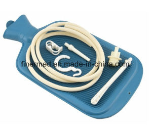 Water Bottle Type Douche Enema Cleansing Kit pictures & photos