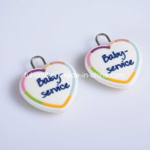 Custom Design Garment Silicone Zipper Puller for Slider pictures & photos