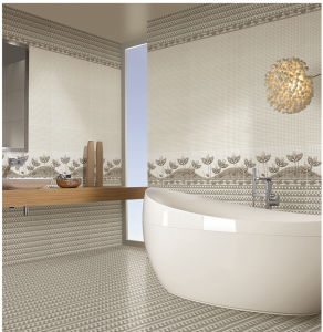 300X600mm Building Material Glazed Rustic Interior Porcelain Wall Tile (6919) pictures & photos