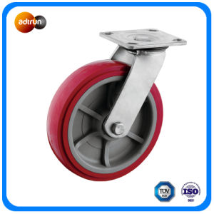 """Heavy Duty 8"""" Top Plate Caster Wheels pictures & photos"""