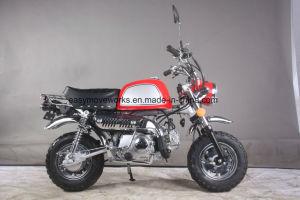 Zhenhua Classic Motorcycle Monkey Bike Euro 4 50cc Big Tank pictures & photos
