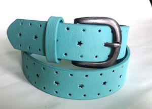 Punch Hole Apparel PU Belt