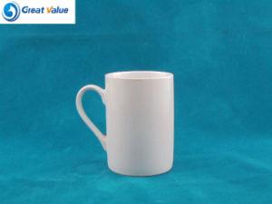 11oz Straight Shape White Ceramic Mug for Decal Printing pictures & photos