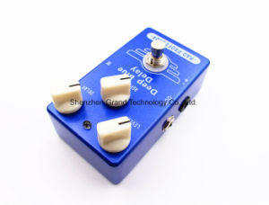 Digital Deep Blue Delay Guitar Effect Pedal (JF-46) pictures & photos