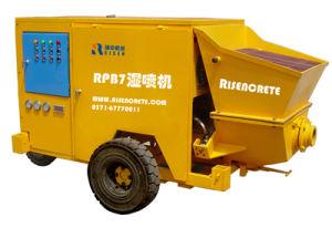 RISEN RPB7 Hydraulic Piston Shotcrete Pump pictures & photos