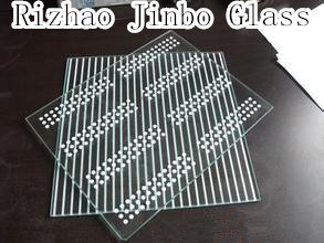 4mm 5mm 6mm Decorate Glass for Curtain Wall (JINBO) pictures & photos