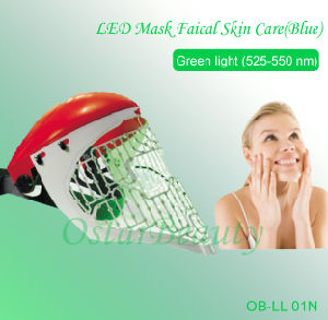 LED Photon Facial Mask 3 Treatment Colors