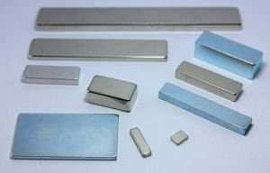 Wholesale Permanent Block Rare Earth Neo Magnet pictures & photos