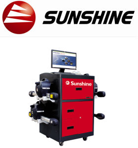 Computerized Laser Shaft Alignment, Four Wheel Alignment Equipment (HC3800)
