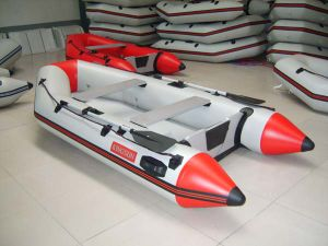 Inflatable Boat 3M with 4-Stroke 9.9HP Outboard Engine pictures & photos