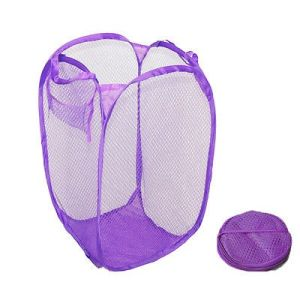 Foldable Mesh Laundry Bag for Clothes Washing pictures & photos
