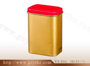 Tin Metal Package Tea Packing