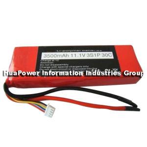 Lipo Battery (50C Lipo Battery Pack 3500mAh 11.1V)