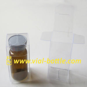 Transparent Plastic Boxes for 10ml Glass Injection Kit, PVC Clear Boxes pictures & photos