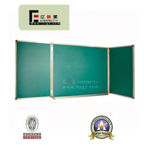 Folding School Classroom Magnetic Whiteboard/Chalk Whiteboard for Classroom Furniture pictures & photos