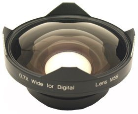 0.7x Super Wide Angle Conversion Lens