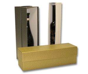 Hot Sale Custom-Made Popular Paper Wine Box (YY-W001) pictures & photos